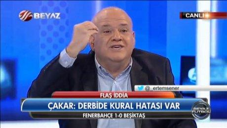 Ahmet Çakar: Maç tekrar edilmeli