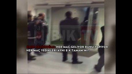 BJK TV o görüntüleri yayınladı