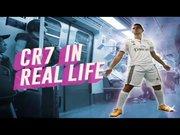 Gerçek hayatta Ronaldo!