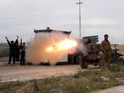 Tikrit'te operasyon başladı