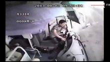 Otobüste dehşet!