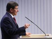 Davutoğlu'nun eylem sonrası açıklaması