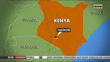 Kenya'da okul baskını!
