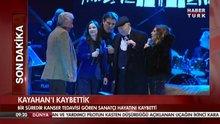 Kayahan'ın son konseri!