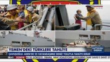 Türkler tahliye ediliyor!