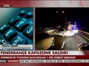 Fenerbahçe'ye saldırı olayında yeni gelişme!