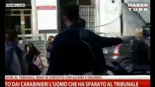 İtalya'da adalet sarayında saldırı Hakim ve avukat öldürüldü