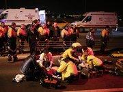 Haliç'te trafik kazası: 2 ölü, 2 yaralı