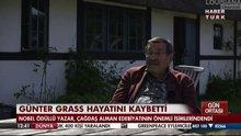 Alman yazar Günter Grass öldü
