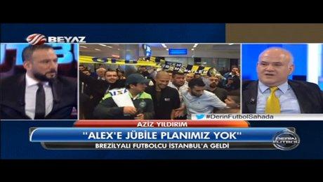 Ahmet Çakar Alex'e 'hain'!