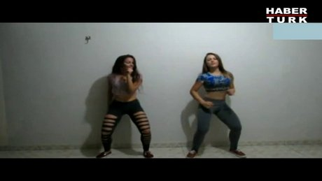 Çılgınca dans ettiler!