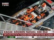 400 kişi öldü!