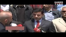 Demirtaş'tan 'Silahlarla oy alıyorlar'a yanıt!