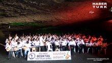 Demba Ba ve Beşiktaş'ın 112. yılına özel klip
