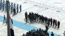 Irak Cumhurbaşkanı Masum Ankara'da