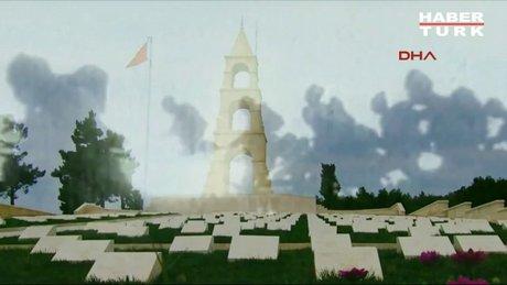 """Deniz Kuvvetleri Komutanlığı'ndan """"Çanakkale"""" klibi"""