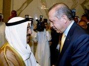 Cumhurbaşkanı Kuveyt'te