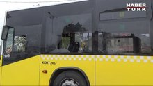 İETT otobüsüne saldırı!