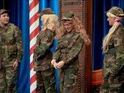 Kızlar askere giderse ne olur?
