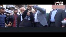 Selahattin Demirtaş ile küçük çocuk arasında ilginç diyalog