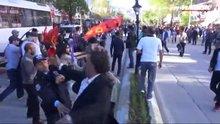 HDP mitingi sonrası Erzincan'da gerginlik