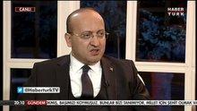 Yalçın Akdoğan Habertürk'te