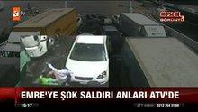 Emre Belözoğlu'nun Beşiktaşlı bir grupla tartışmasının görüntüleri ortaya çıktı