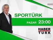 Sportürk - 17 Mayıs Pazar 23:00