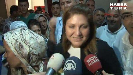 Sibel Can, Mutlu Kaya'yı ziyaret etti