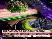 Eurovision finalistleri belli oldu!