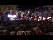 Edirne salon tahsis edilmeyen tiyatro sokakta sahnelendi!