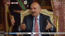 Sağlık Bakanı Müezzinoğlu Habertürk'e konuştu