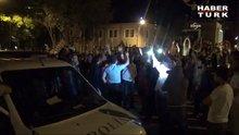 Polis, Galatasaraylı taraftarlara üçlü çektirdi