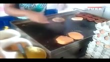 Sokak hamburgercisi!