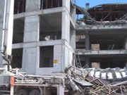 Aydın'da inşaat iskelesi çöktü: 3 yaralı