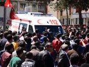 Erzurum'da HDP mitingi öncesi olaylar çıktı!