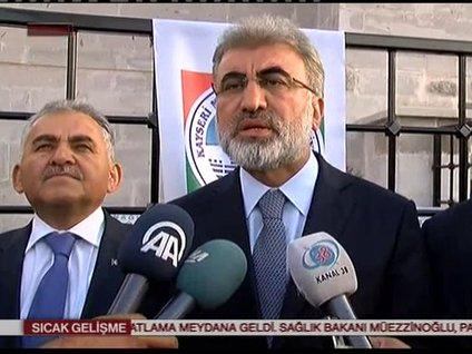 """""""PATLAMA TRAFODAN DEĞİL"""""""