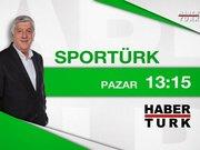 Sportürk - 7 Haziran Pazar 13:15