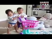 İkizlerin rekabeti!