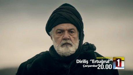 Diriliş Ertuğrul 26. bölüm sezon finali fragmanı