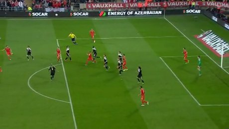 Galler-Belçika: 1-0