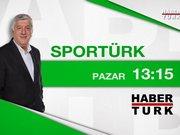 Sportürk - 14 Haziran Pazar 13:15