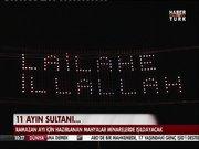 Mahyalar Ramazan ayına hazır
