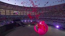 Bakü 2015 Avrupa Oyunları açılış gösterisi