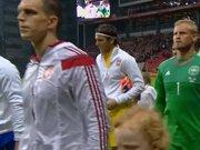 Danimarka: 2 - Sırbistan: 0