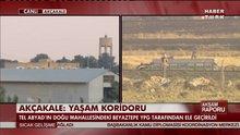 YPG Tel Abyad bölgesinde kontrolü sağladı