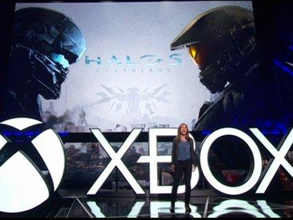Xbox E3'ten yeni Halo 5  oyunu