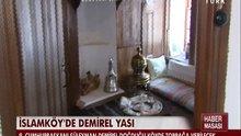 Demirel'in doğduğu ev