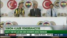 Simon Kjaer Fenerbahçe'de