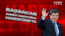 Ahmet Davutoğlu ile özel röportaj Habertürk Tv'de